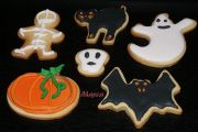 Galletas Decoradas de Halloween