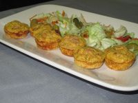 Quiches Bacon con la maquinita